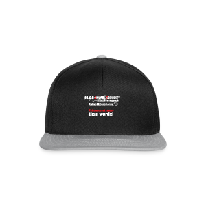 F-L-A-G | ANIMAL LIBERATIONIST BOYS - Snapback Cap