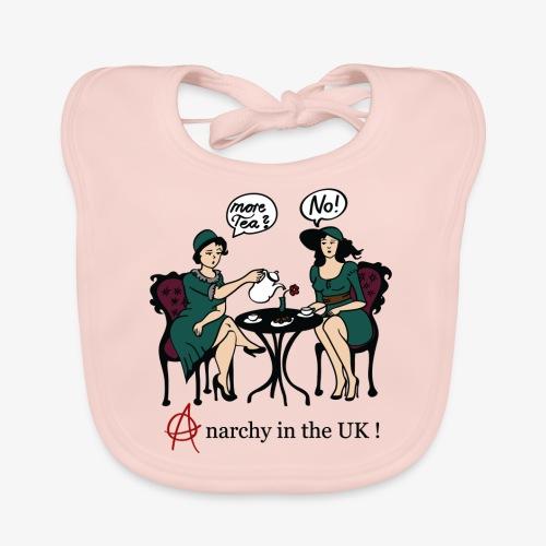 More Tee? No! - Anarchy in the UK! - Baby Bio-Lätzchen