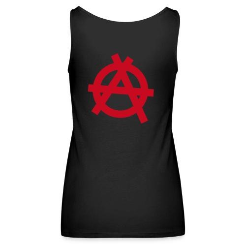 Anarchy - Women's Premium Tank Top