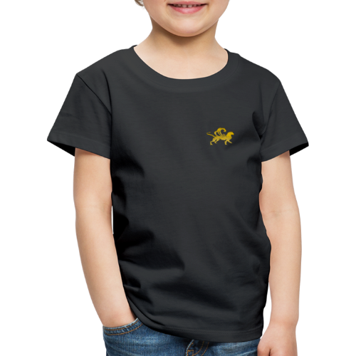 Männer Muskelshirt schwarz Fabelwesen - Kinder Premium T-Shirt