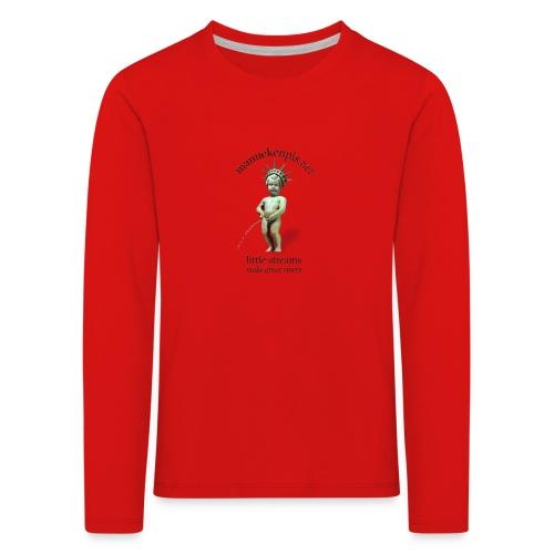 Choose your color - T-shirt manches longues Premium Enfant