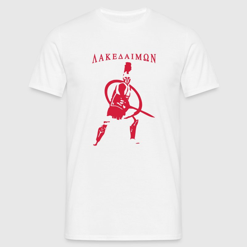 Spartan 8 + Lakedaimon T-Shirts - Men's T-Shirt