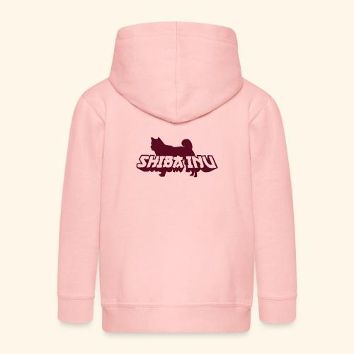 Shiba Inu, Girlie - Kinder Premium Kapuzenjacke