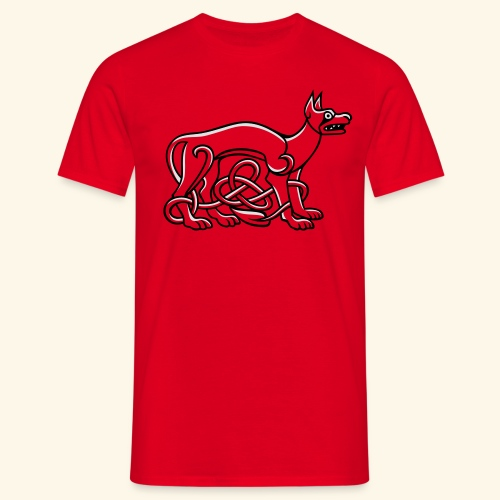 Celtic Dog, Kerlie - Männer T-Shirt