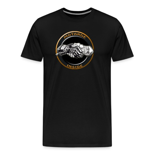 Motarde Inside - T-shirt Premium Homme
