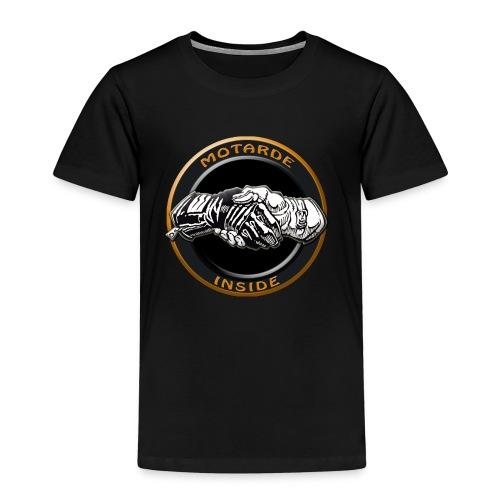 Motarde Inside - T-shirt Premium Enfant