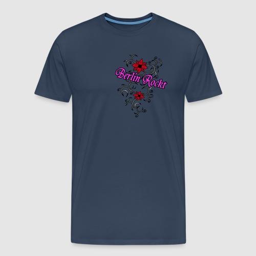 Berlin Rockt - Männer Premium T-Shirt