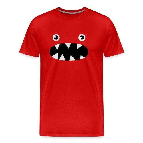 Phillip det lilla monstret - Premium-T-shirt herr