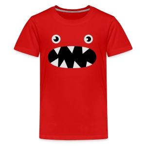 Phillip det lilla monstret - Premium-T-shirt tonåring