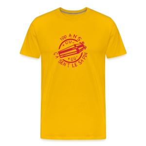 100 Ans sent le sapin - T-shirt Premium Homme