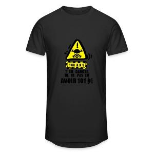 100 Ans danger - T-shirt long Homme