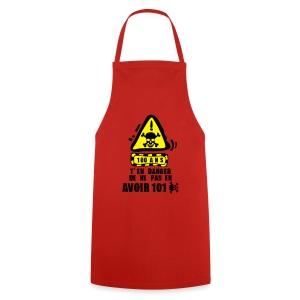 100 Ans danger - Tablier de cuisine