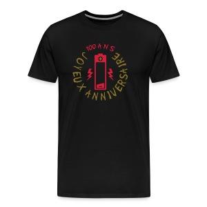 100 Ans energie - T-shirt Premium Homme