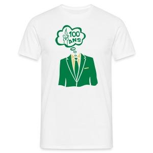 100 Ans costume bulle - T-shirt Homme
