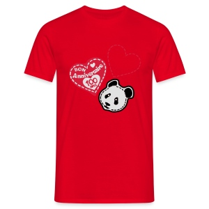 100 Ans panda - T-shirt Homme