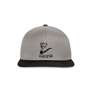 100 Ans casse pipe - Casquette snapback