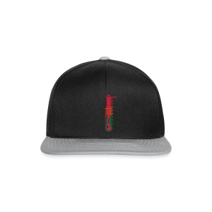 100 Ans thermometre - Casquette snapback