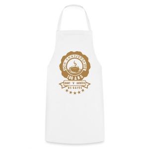 100 Ans x année de café - Tablier de cuisine