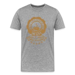 100 Ans x année de café - T-shirt Premium Homme