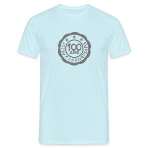 100 Ans tampon - T-shirt Homme
