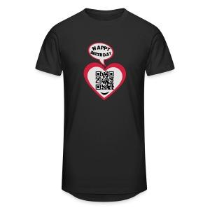 100 Ans  moi - T-shirt long Homme