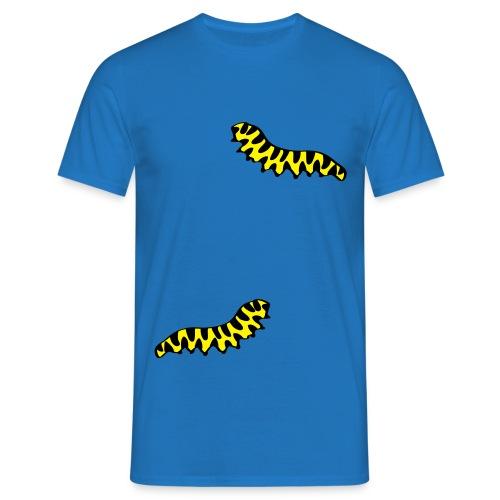T-Shirt Raupe für Männer - Männer T-Shirt