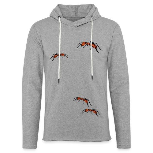 T-Shirt Ameisen für Frauen - Leichtes Kapuzensweatshirt Unisex