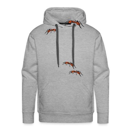 T-Shirt Ameisen für Frauen - Männer Premium Hoodie