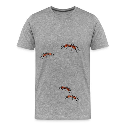 T-Shirt Ameisen für Frauen - Männer Premium T-Shirt