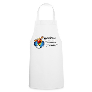 90 Bow Ender - Cooking Apron