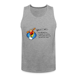 90 Bow Ender - Men's Premium Tank Top