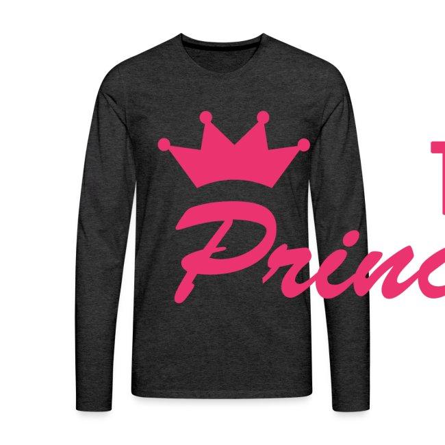 Men's Premium Team Princess Pink Longsleeve