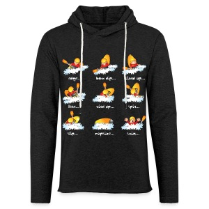 92. Playboat fail - Light Unisex Sweatshirt Hoodie