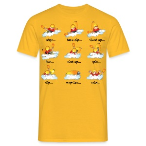 92. Playboat fail - Men's T-Shirt