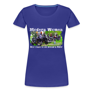 Modern Woman - Frauen Premium T-Shirt