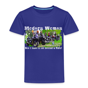 Modern Woman - Kinder Premium T-Shirt