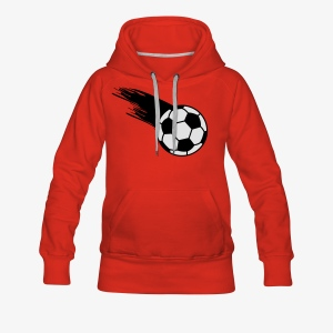 Fussball Tor Dein Team nternational Herren Fan T-Shirt - Frauen Premium Hoodie