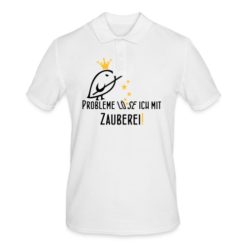 TWEETLERCOOLS Zauberei - Männer Poloshirt