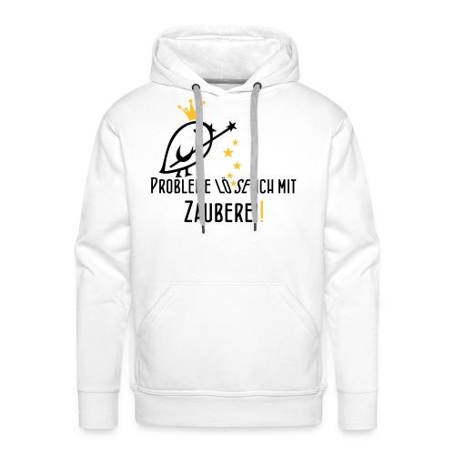 TWEETLERCOOLS Zauberei - Männer Premium Hoodie