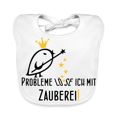 TWEETLERCOOLS Zauberei - Baby Bio-Lätzchen