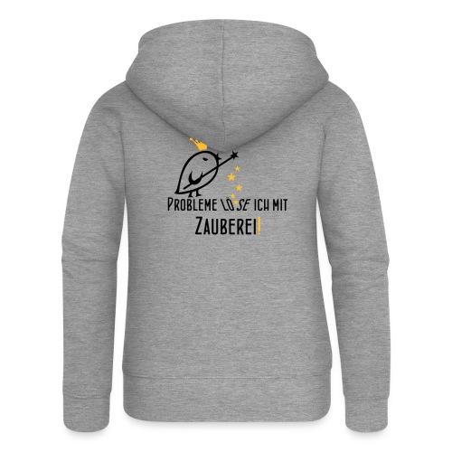 TWEETLERCOOLS Zauberei - Frauen Premium Kapuzenjacke