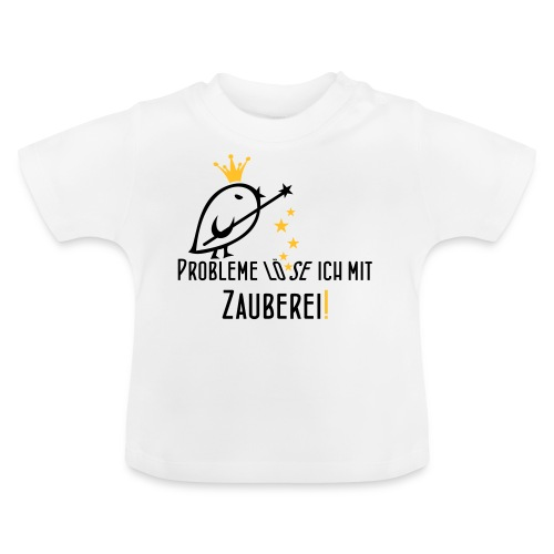 TWEETLERCOOLS Zauberei - Baby T-Shirt