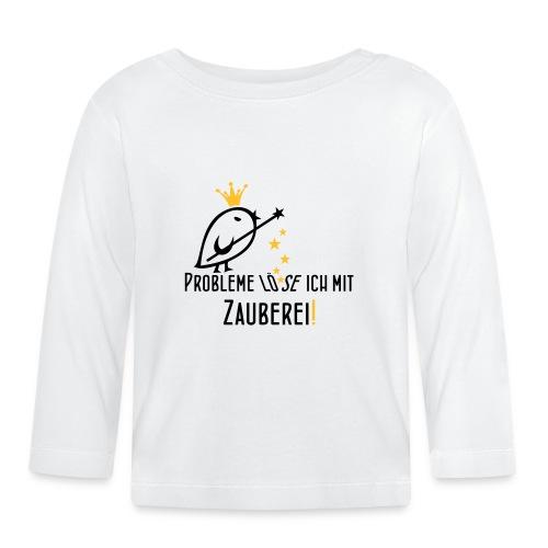 TWEETLERCOOLS Zauberei - Baby Langarmshirt