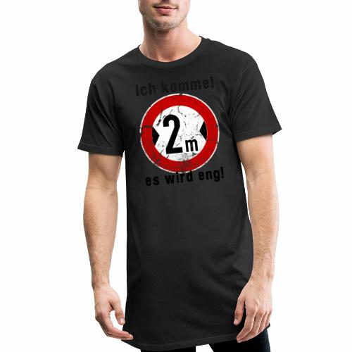 Ich Komme - Männer Urban Longshirt