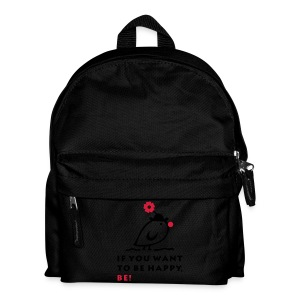 TWEETLERCOOLS be happy - Kinder Rucksack