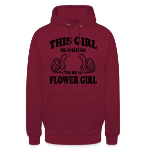 This Girl is going to be a Flower Girl T-Shirts - Unisex Hoodie