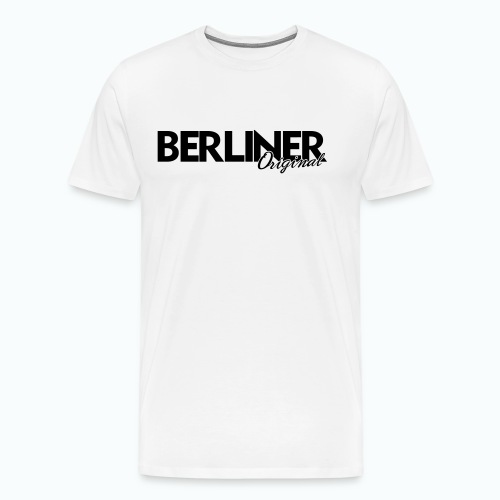 Berliner Original - Männer Premium T-Shirt