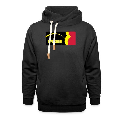 Mannekke Pis, Belgium Rode duivels - Belgium - Belgie - Sweat à capuche cache-cou