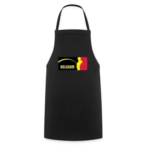 Mannekke Pis, Belgium Rode duivels - Belgium - Belgie - Tablier de cuisine