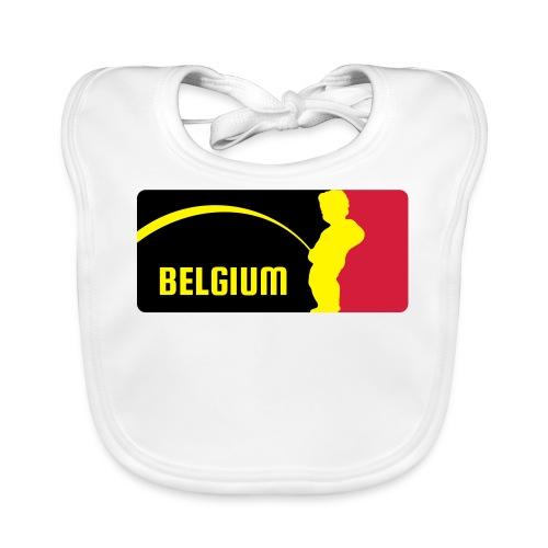 Mannekke Pis, Belgium Rode duivels - Belgium - Belgie - Bavoir bio Bébé